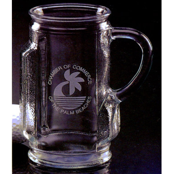 "19th Hole - This Heavy ""golf Bag Mug"" Holds A Full 17 1/2oz Of Your Favorite Beer Photo"