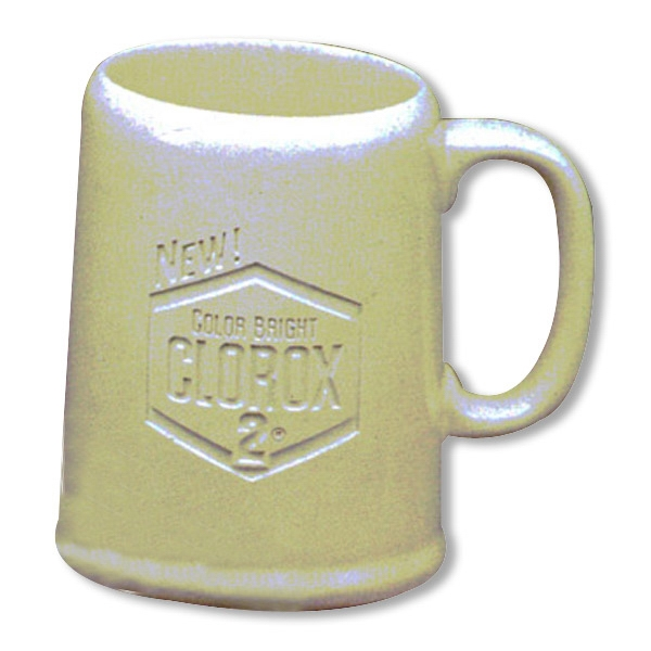 Tankard - Almond Mug. Our Deep Engraved Mug For Your Favorite Brew Photo