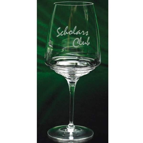 Esperienza - Lead Free Cascade Stemware Photo