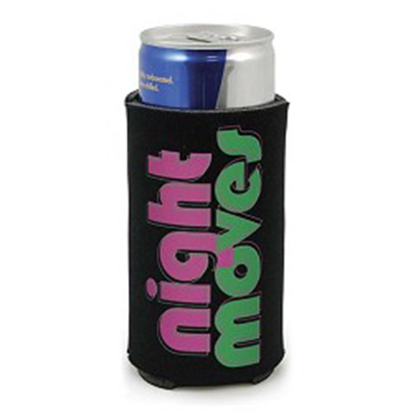 Coolie - Collapsible Insulator Beverage Holder Fits The Small Energy Drink Type Cans Photo