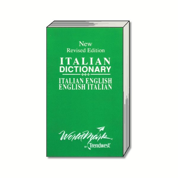 Italian/english Dictionary Photo