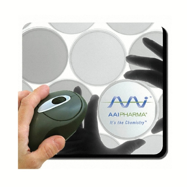 "Dye Sublimated 7.5"" X 8"" Mouse Pad, 1/8"" Thick Photo"