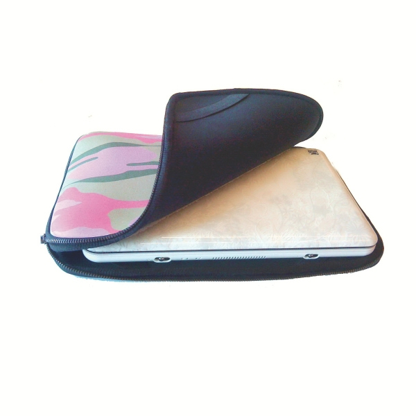 Neoprene Zip-up Netbook Cover Photo
