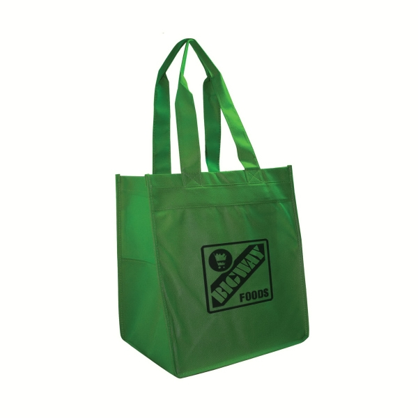Medium Polypropylene Grocery Bag Photo