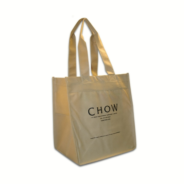 Large Polypropylene Grocery Bag Photo