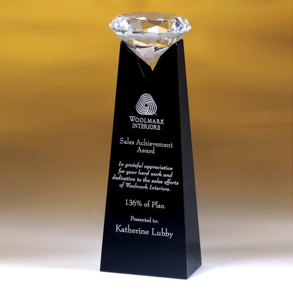 "Award-Rising Diamond 8"""