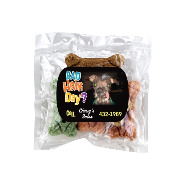 Promo Pack with Dog Bones