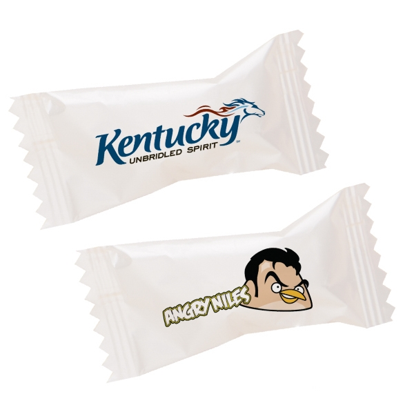 Candy King - Individually Wrapped Sugar-free Mints. Sugar Free Breath Mints Individually Wrapped Photo