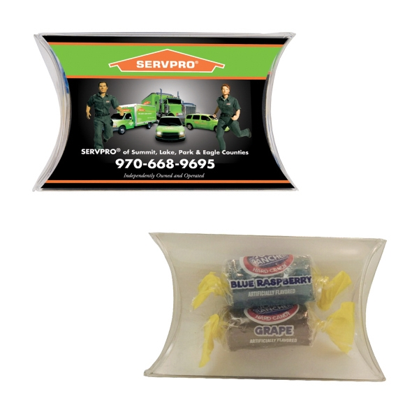 Candy King - Small Pillow Pack With Jolly Ranchers. Jolly Rancher Candy In Pillow Pack Photo