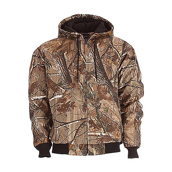 Original hooded camo jacket
