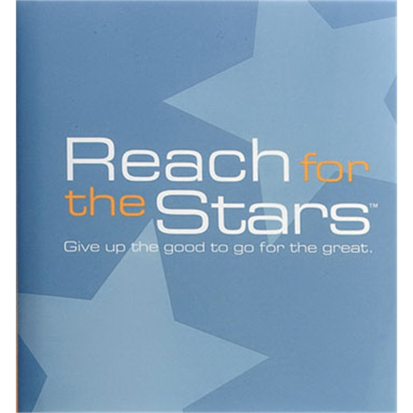 Gift Of Inspiration: Reach For The Stars - Hardcover, 128 Page Book Of Inspiring Quotes Photo