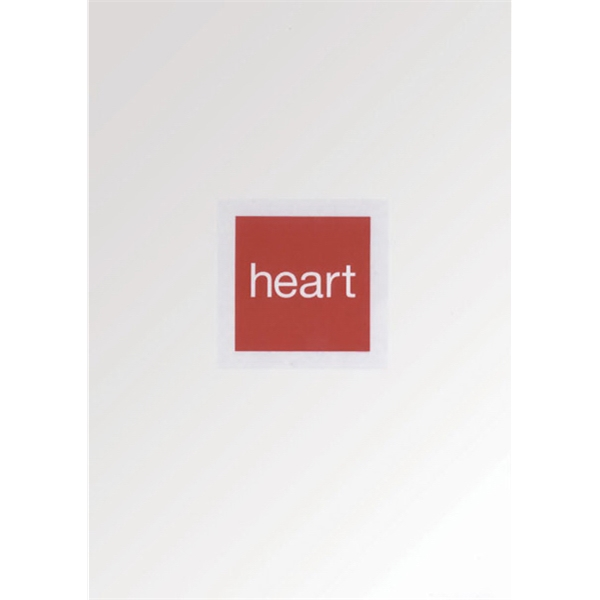 Good Life (tm): Heart - Hardcover With Jacket, 60 Page Quotation Book Photo
