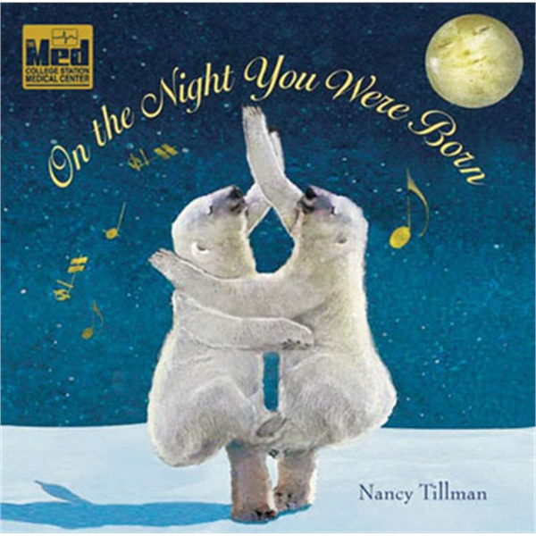 On The Night You Were Born. Board Book, 32 Pages Photo