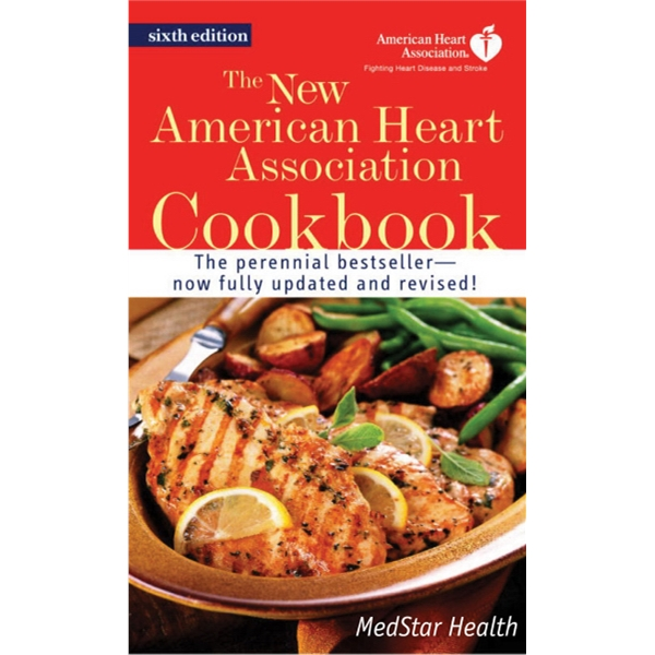 New American Heart Association - Softcover Cookbook Photo