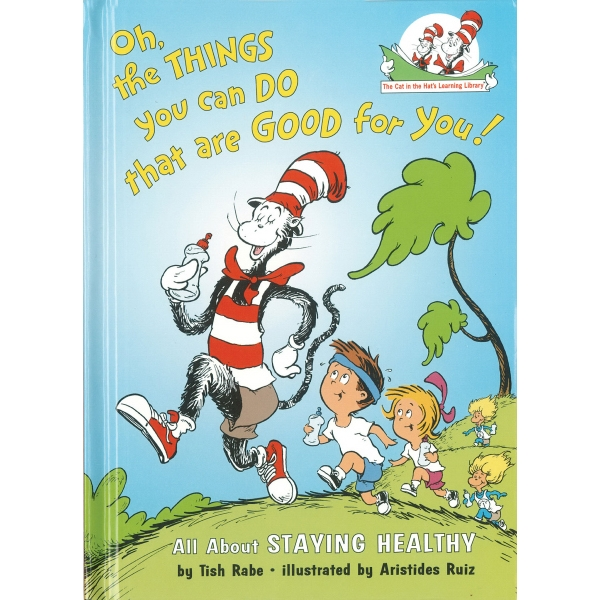 Dr. Seuss (tm) - Hardcover Children's Book On Health, 44 Pages Photo