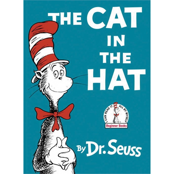 The Cat In The Hat. Hardcover, 50 Pages Photo