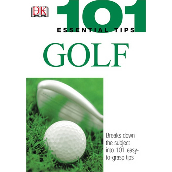 101 - Golf Book. Softcover, 72 Pages Photo