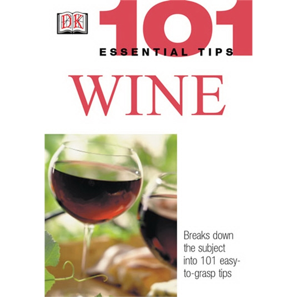 101 - Wine Book. Softcover, 72 Pages Photo