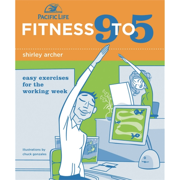 Fitness 9 To 5 Book, Softcover 160 Pages Photo