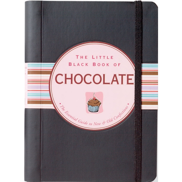 Little Black Book Of Chocolate - Flexi-cover, 160 Page Book Photo