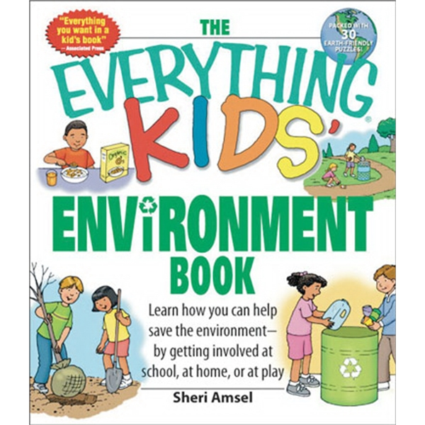 The Everything Kids' Environment Book. Paperback, 129 Pages Photo