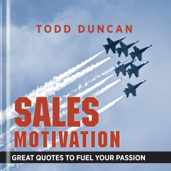 Sales Motivation Book. Hardcover, 96 Pages Photo