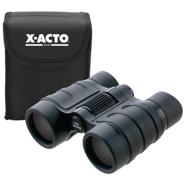 Compact - 4x 30 Binoculars. 4x Magnification With 30 Mm Lens Photo