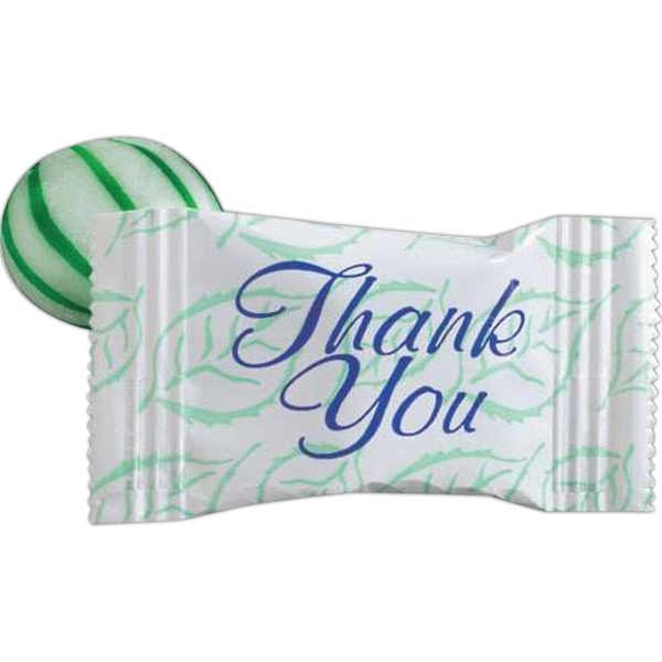"Stock ""Thank Youd"" Indivudally Wrapped Candy"