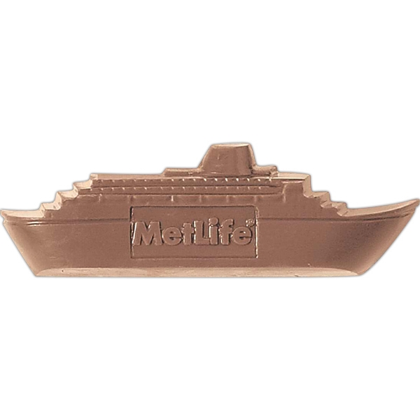 Chocolate Shape - Cruise Ship