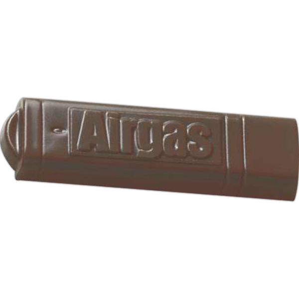 1 oz. USB memory stick shape molded chocolate