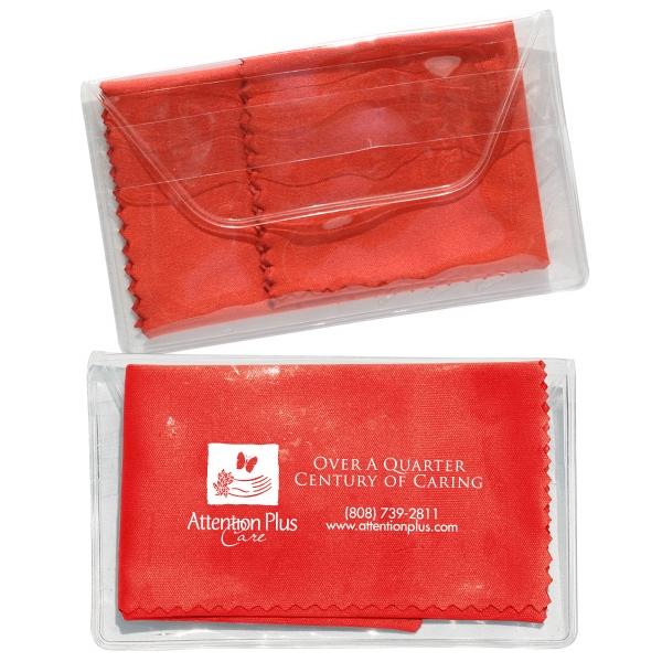 Micro Fiber Cloth In Case