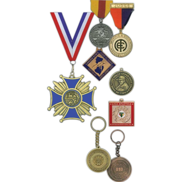 Die Struck Medal Photo