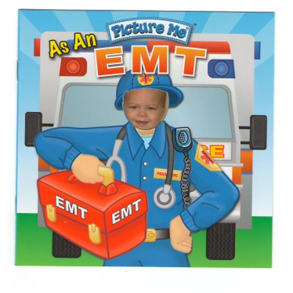 Pictureme (r) - Children's Book That Teaches Children What Is It Like To Be An Emt Photo