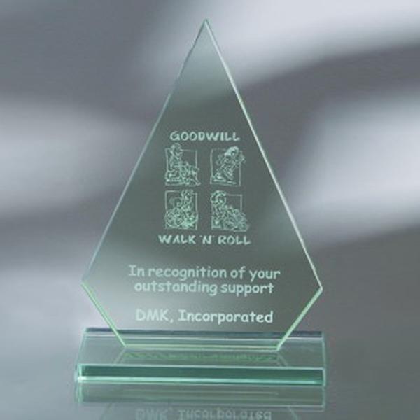 "Award-Conquest, Flat Edge  7 1/2"""
