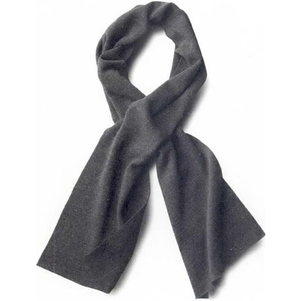 Unisex Eco-fleece Slim Scarf Photo