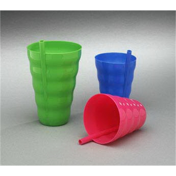 Straw Cup, 22 Oz Photo