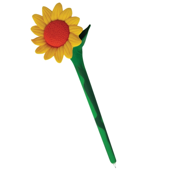 Sunflower Flower Pen