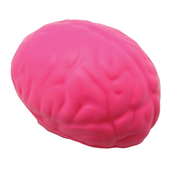 Squeezies (r) - Pink - Brain Shape Stress Reliever Photo