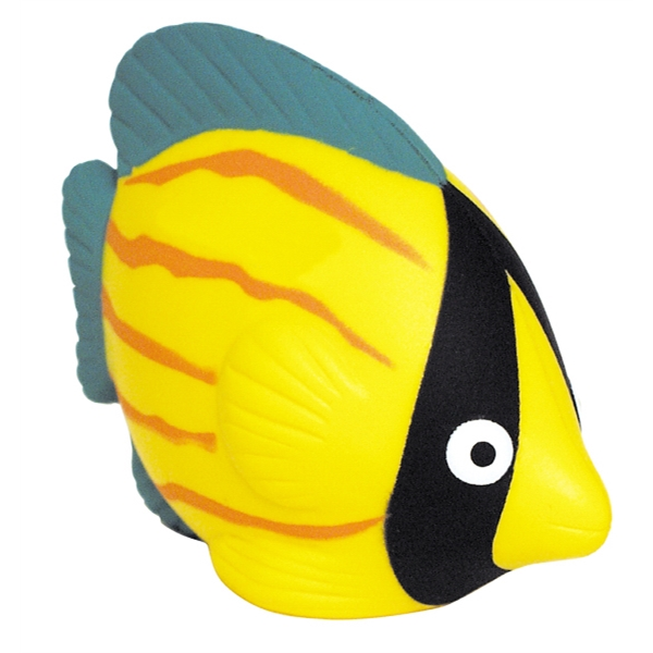 Squeezies (R) Tropical Fish Stress Reliever