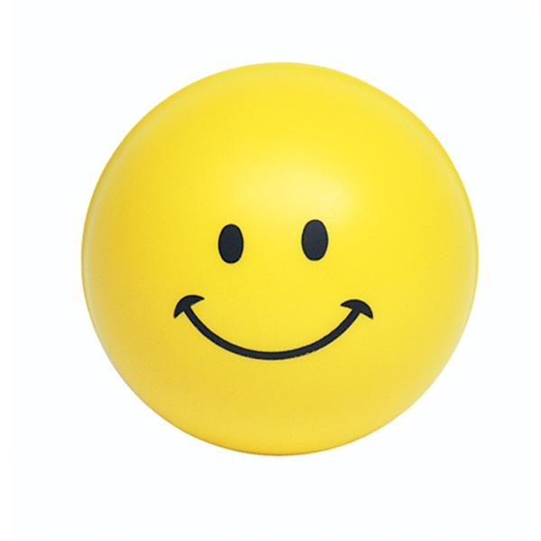 Squeezies (r) - Smiley Face Design Stress Reliever Ball Photo