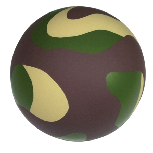 Squeezies (r) - Camo Stress Ball Photo