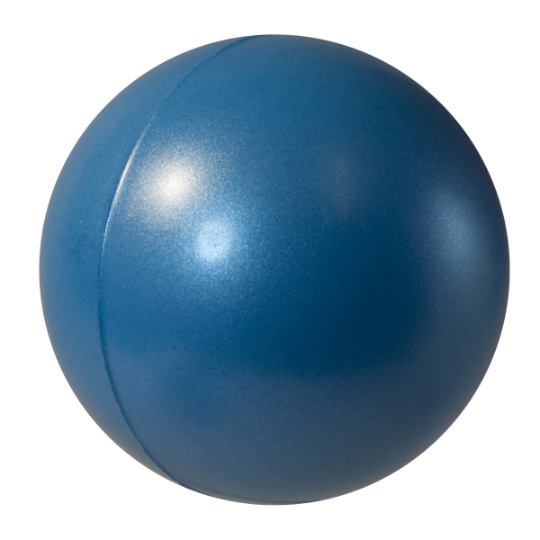 Squeezies (r) - Pearl Blue - Stress Reliever With Pearl Luster Finish Photo