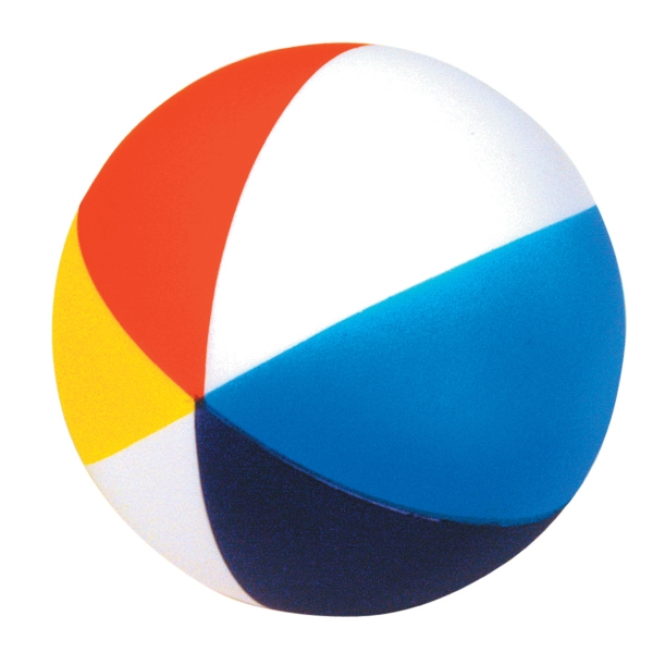 Squeezies (R) Beach Ball Stress Reliever