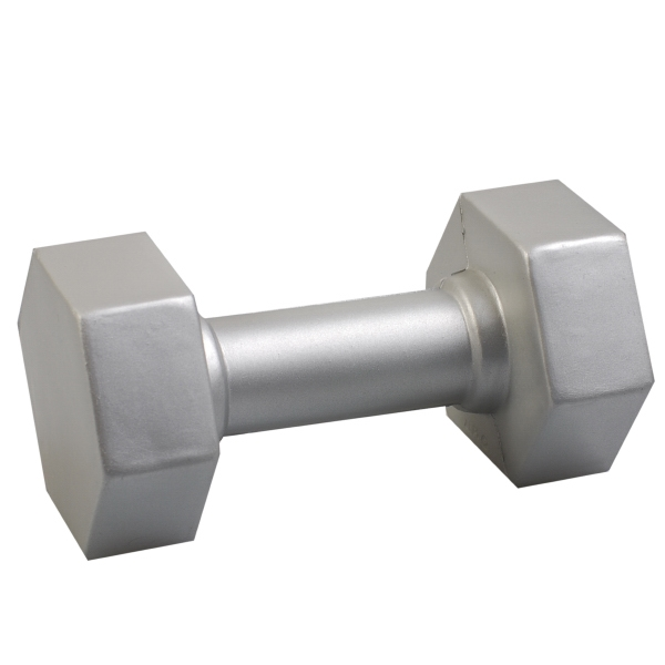 Squeezies (R) Dumbbell Stress Reliever