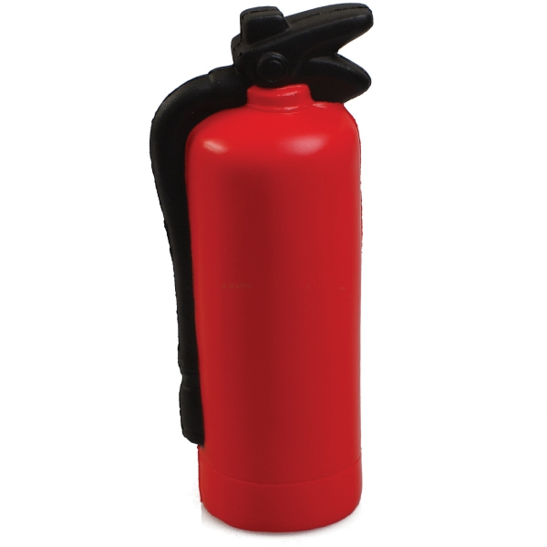 Squeezies (R) Fire Extinguisher Stress Reliever