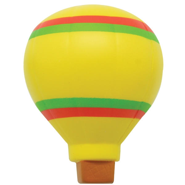 Squeezies (R) Hot Air Balloon Stress Reliever