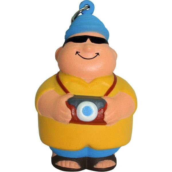 Tourist Bert (TM) Squeezies (R) Keychain