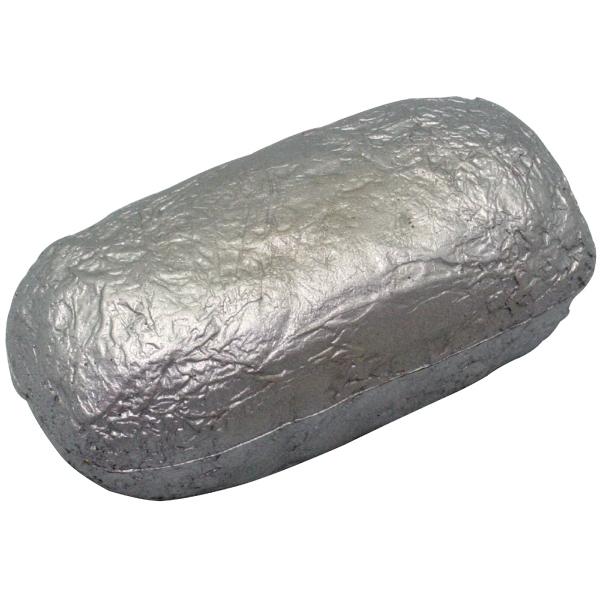 Baked Potato/Burrito In Foil Stress Reliever
