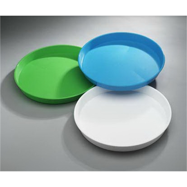 Round Serving Tray Photo