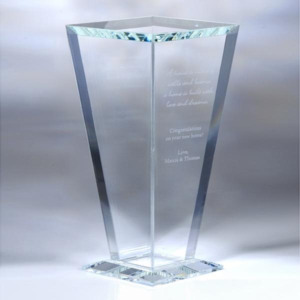 Award-Starfire Vase